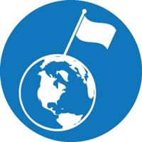 School Earthflag Icon